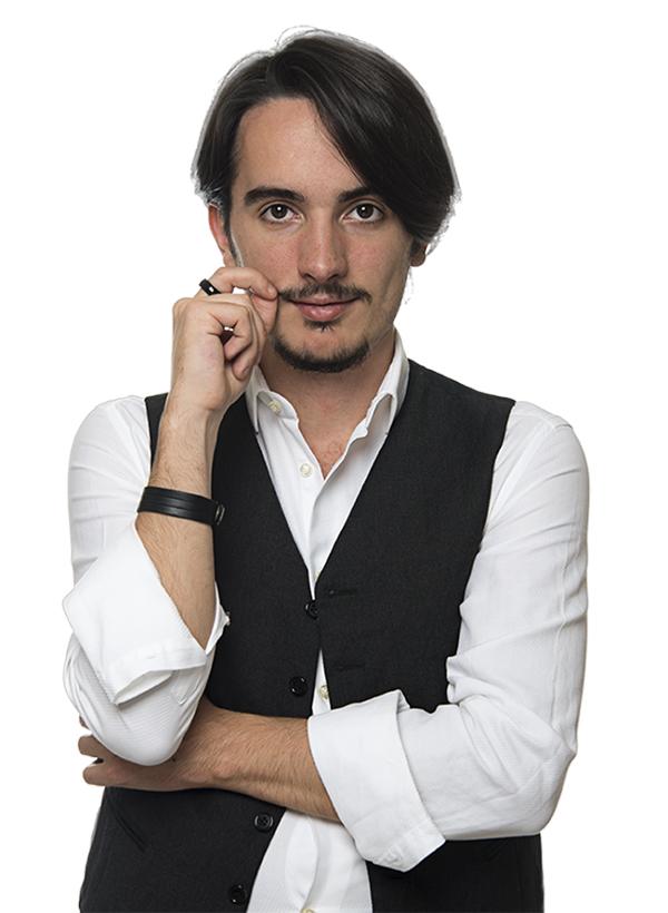 Marco Pescosolido - Art Director